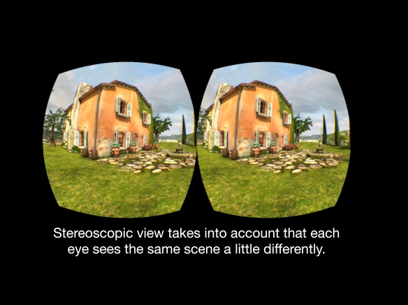 oculus tuscan villa