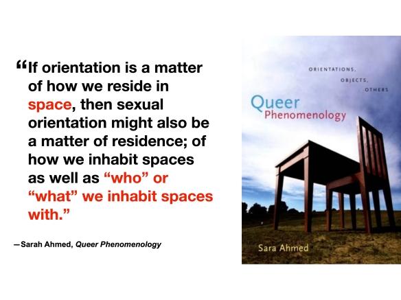 queer phenomenology slide